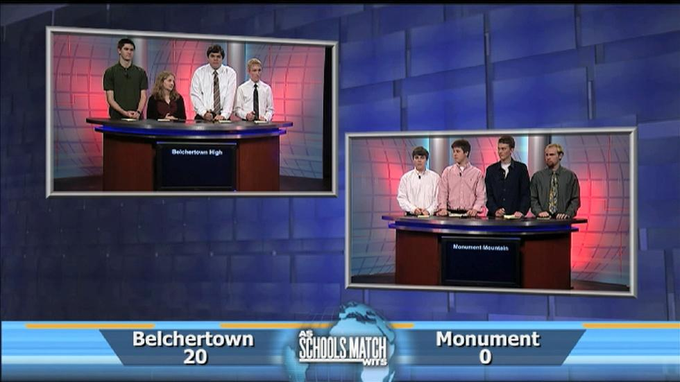As Schools Match Wits: Belchertown vs. Monument Mountain image