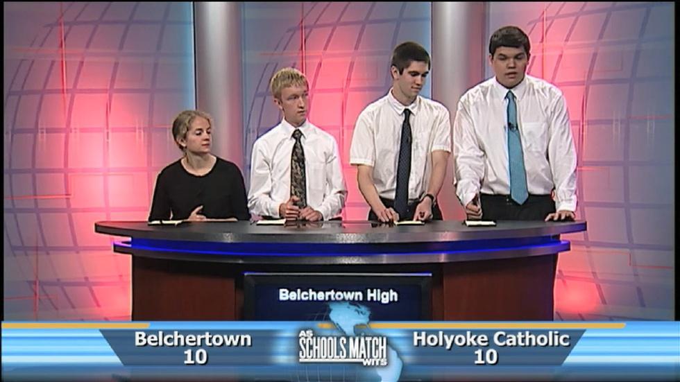 Quarterfinal #4: Belchertown vs. Holyoke Catholic image