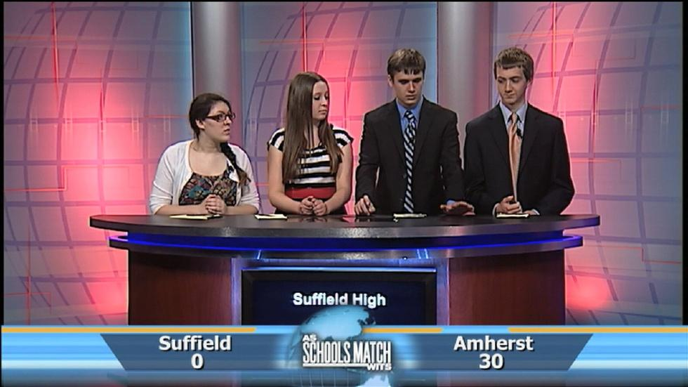Semifinal #2: Amherst vs. Suffield image