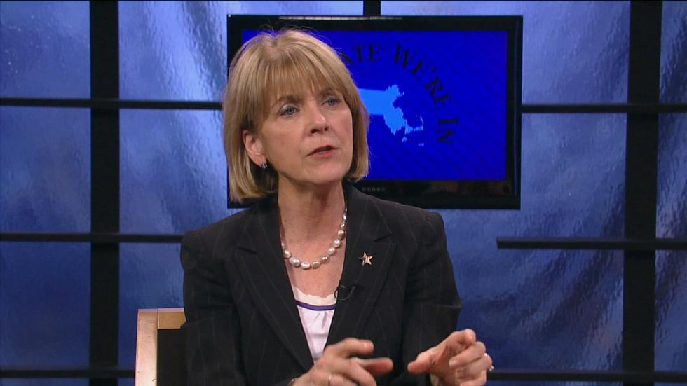 The State We're In: Martha Coakley (May 9, 2014) image
