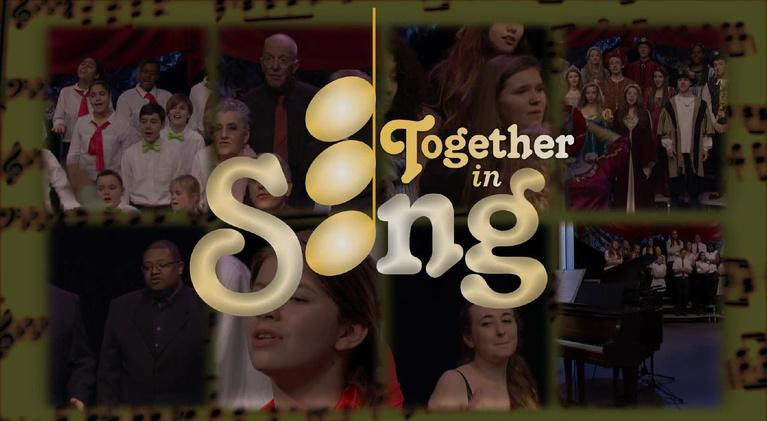 Together In Song: Together in Song Season 5 Regional Choral Awards