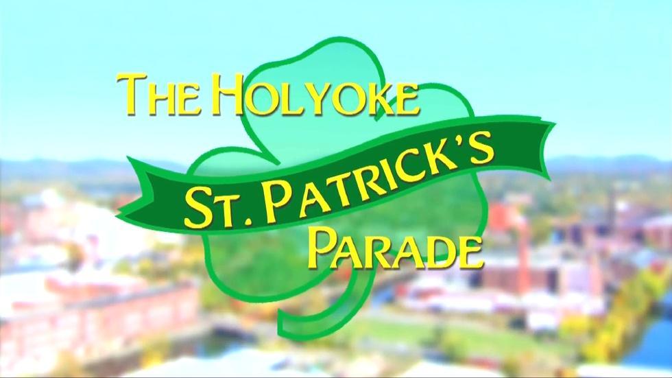 2014 Holyoke St. Patrick's Parade image