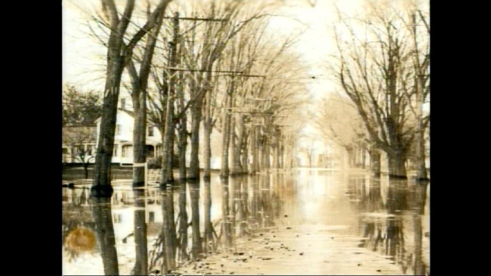 The Great Flood of 1936 image