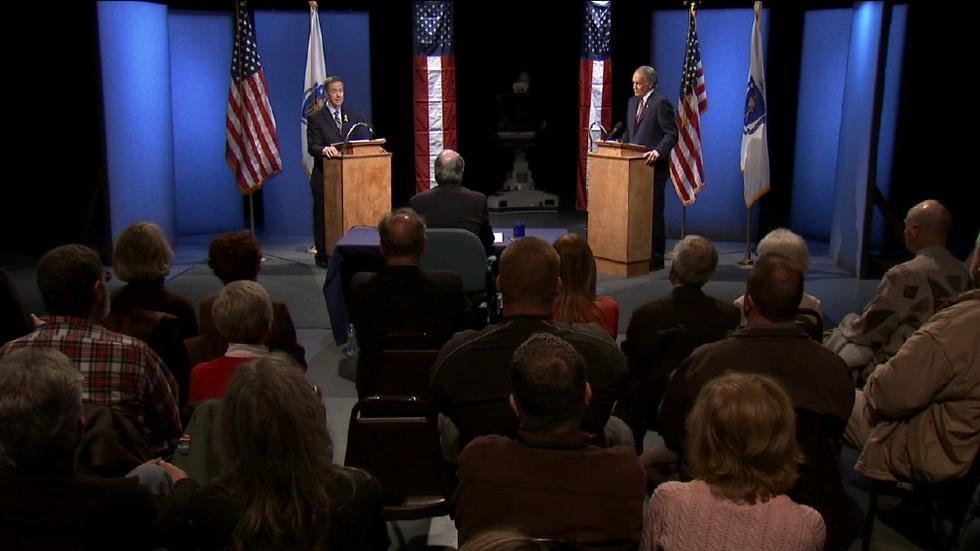 Springfield US Senate Democratic Primary Debate image