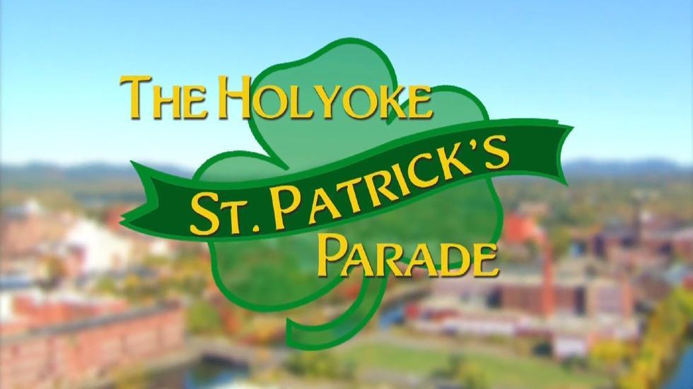 2017 Holyoke St. Patrick's Parade image