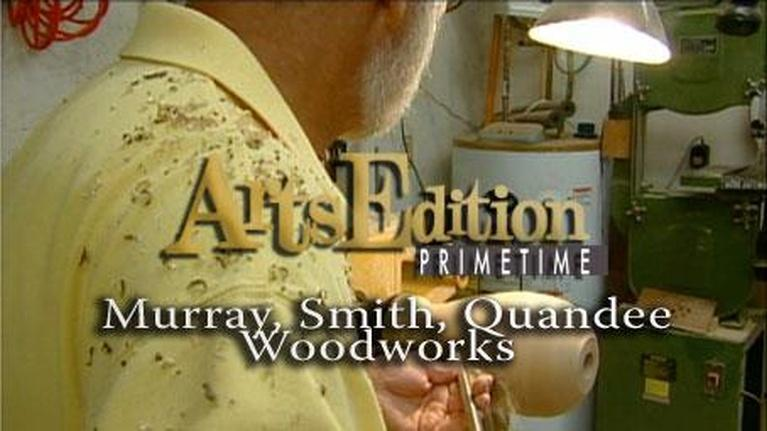 Arts Edition Primetime: Murray, Smith & Quandee