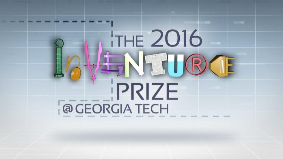 Georgia Tech Inventure Prize Final 2016 image