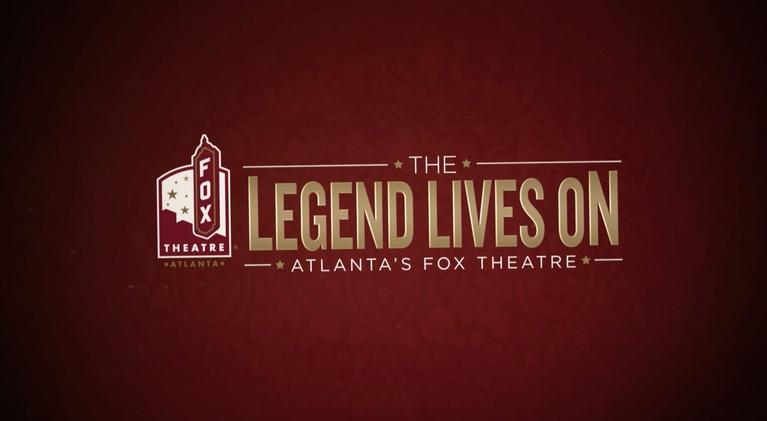 The Legend Lives On: Atlanta's Fox Theater: The Legend Lives On: Atlanta's Fox Theatre