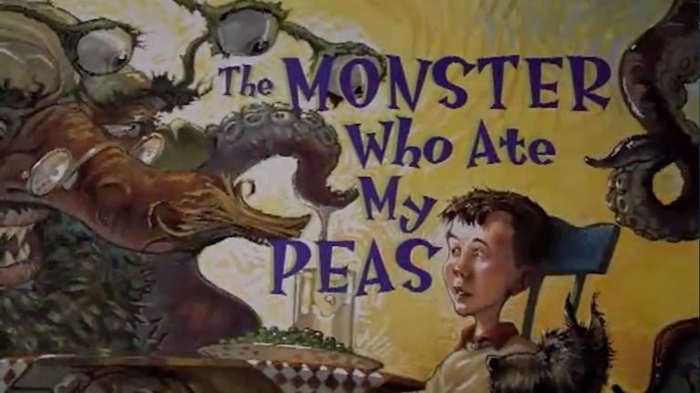 Georgia Read More: The Monster Who Ate My Peas