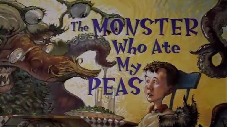 Georgia Read More: The Monster Who Ate My Peas (Espanol)