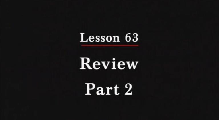 Irasshai: Final Review