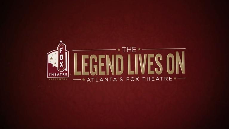 The Legend Lives On: Atlanta's Fox Theater: The Legend Lives On: Atlanta's Fox Theatre Promo