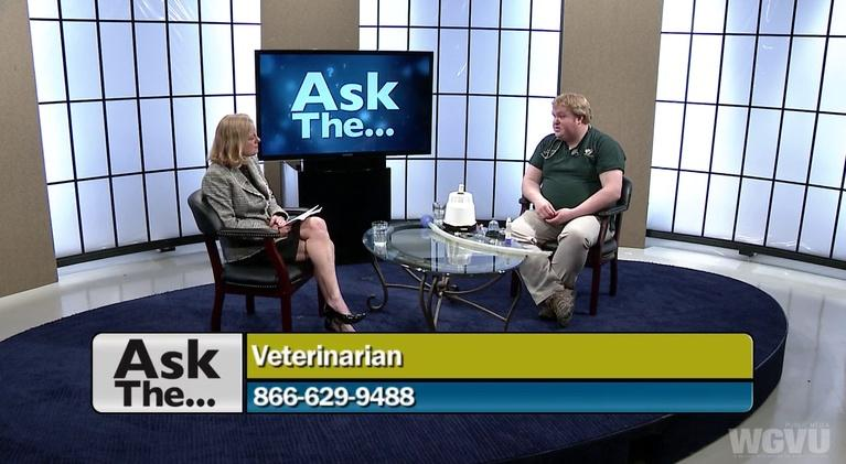 Ask The...: Ask the Zoo Veterinarian #1311