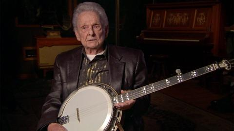 Country Music -- Ralph Stanley: The First Song Mother Taught Me