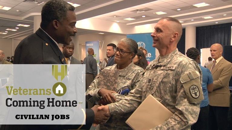 Hampton Roads Veterans Coming Home: Veterans Coming Home: Civilian Jobs