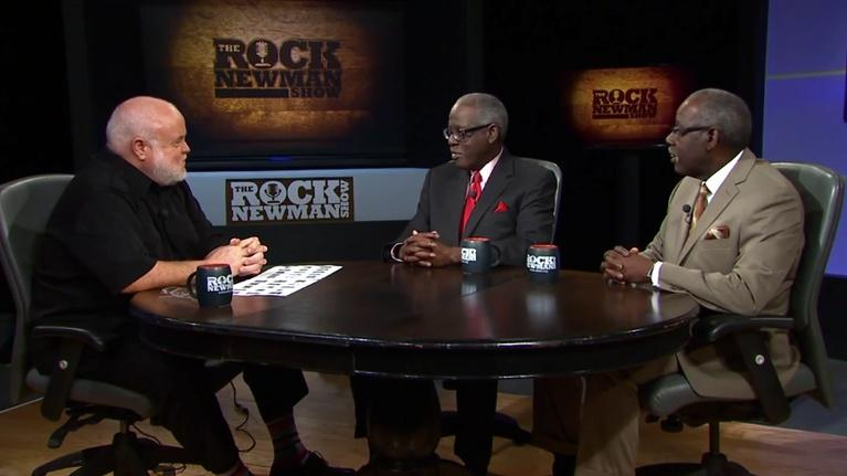 The Rock Newman Show: Donald and Ronald Baker