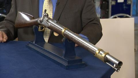 Antiques Roadshow -- S21 Ep13: Appraisal: 1847 Rifled Cavalry Carbine, ca. 1850