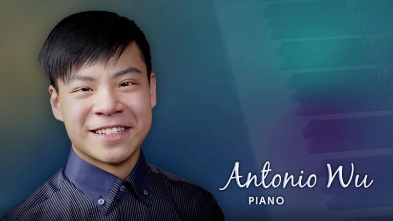 WPT Music & Arts: Antonio Wu: Piano
