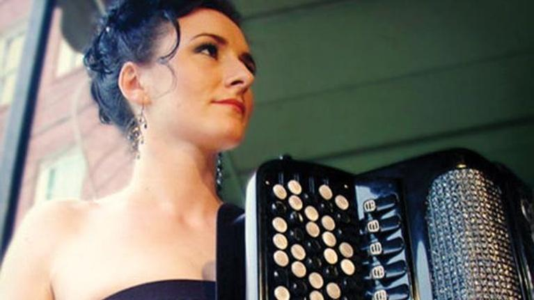 Experience: Lidia Kaminska Accordian Player