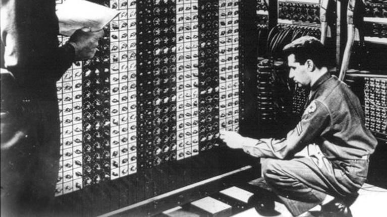Experience: The ENIAC Computer