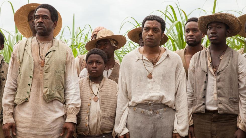 """Chiwetel Ejiofor for """"12 Years a Slave"""" image"""