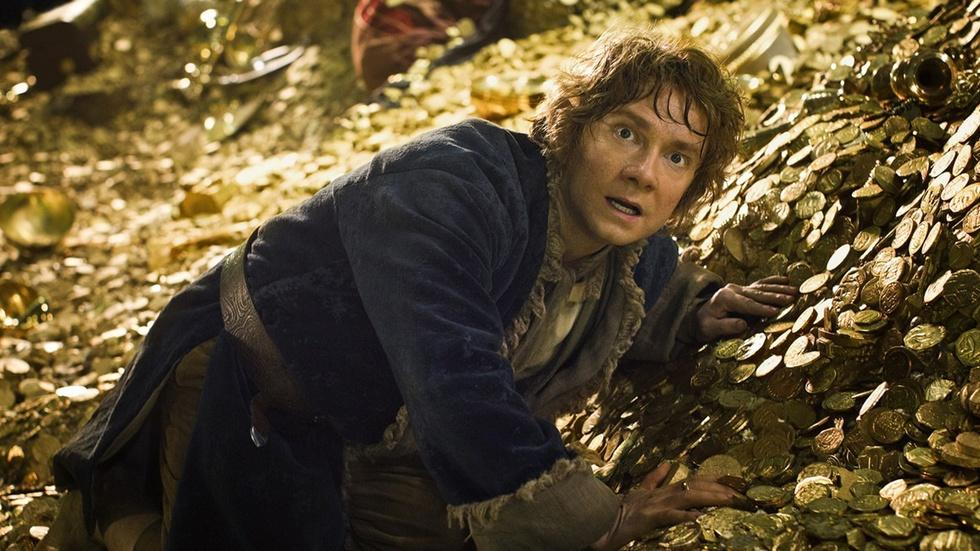 """The stars of """"The Hobbit: The Desolation of  Smaug""""  image"""