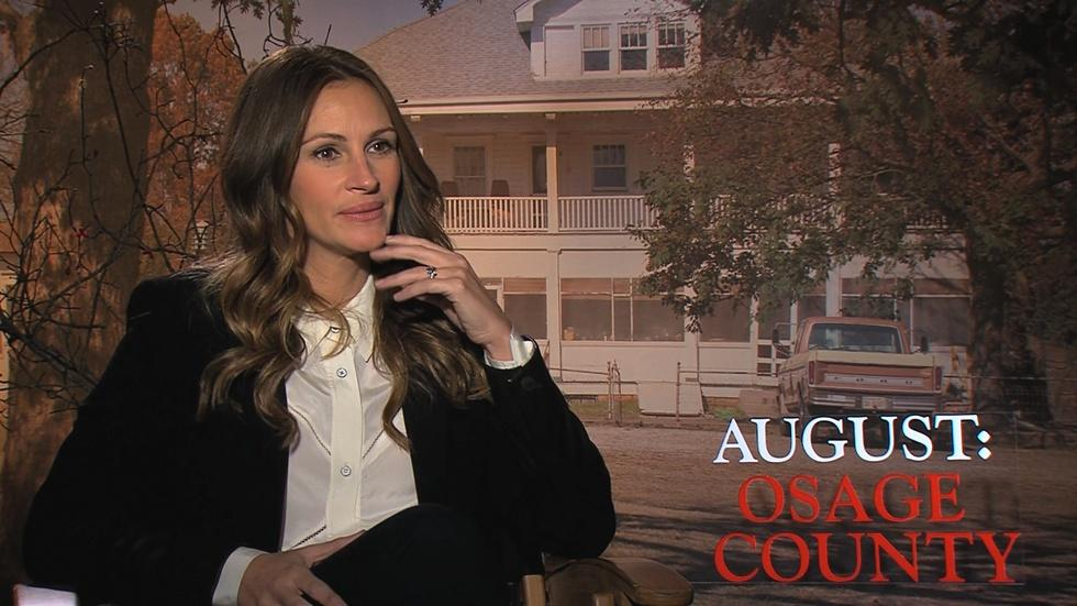 "Julia Roberts for ""August Osage County"" image"