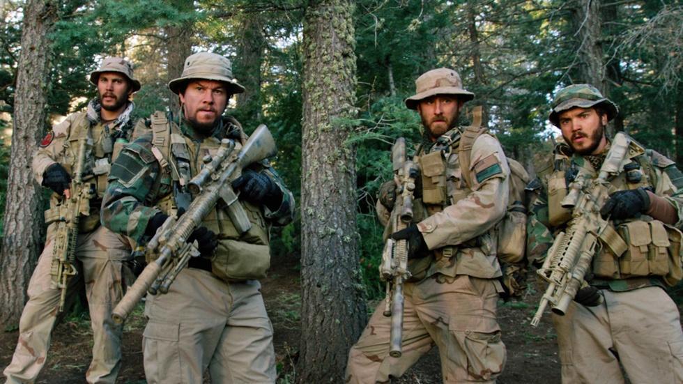 "Mark Wahlberg for ""Lone Survivor"" image"