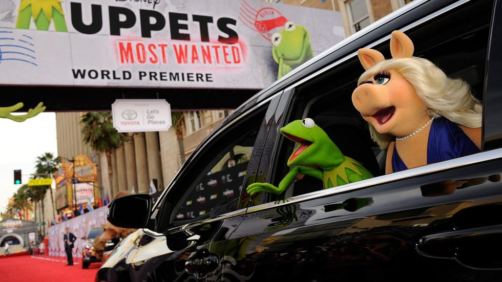 "The stars of ""Muppets Most Wanted"" image"