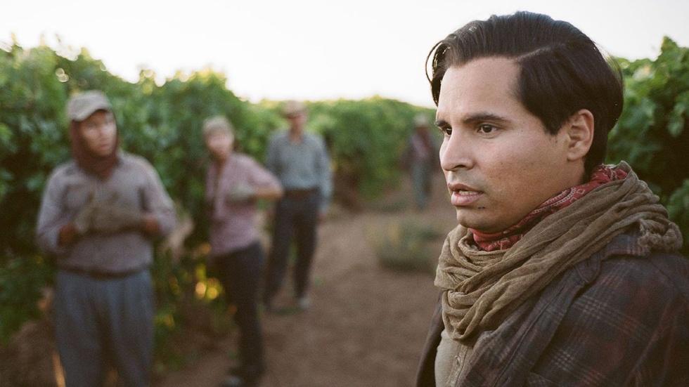 """Michael Pena for """"Cesar Chavez"""" image"""