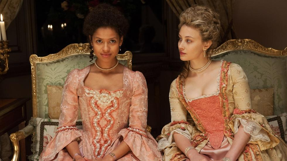 """Gugu Mbatha-Raw for """"Belle"""" image"""