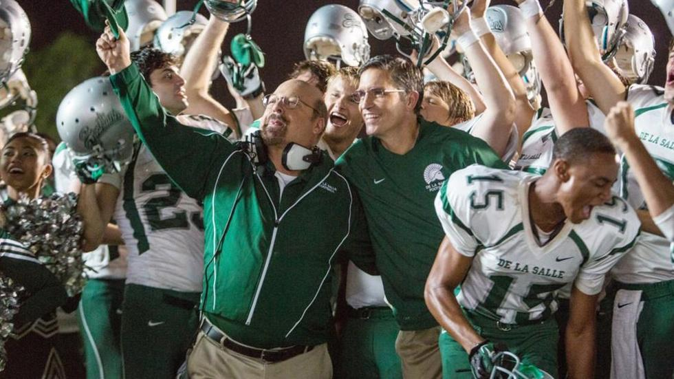 "Jim Caviezel & Michael Chiklis: ""When the Game Stands Tall"" image"