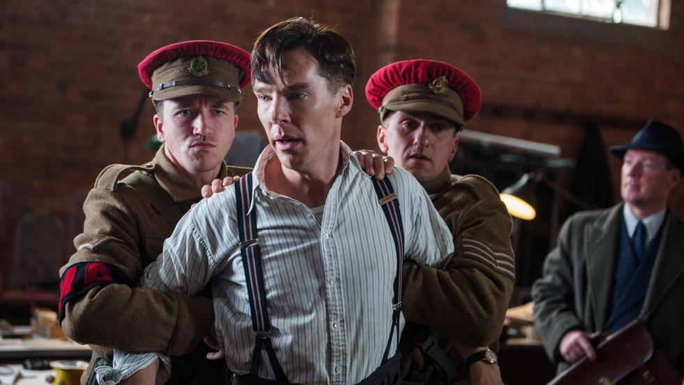 "Benedict Cumberbatch & Keira Knightley: ""The Imitation Game"" image"