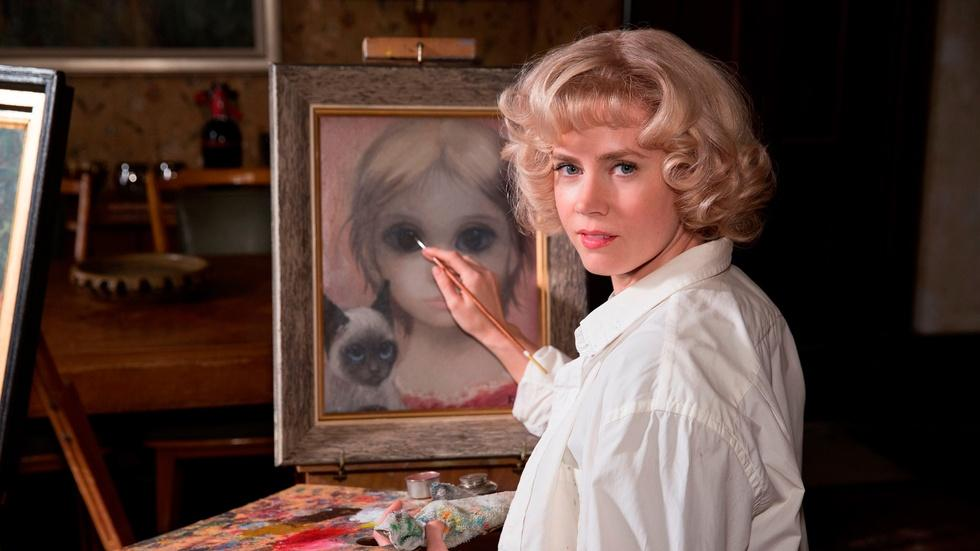 """Amy Adams and Christoph Waltz for """"Big Eyes"""" image"""