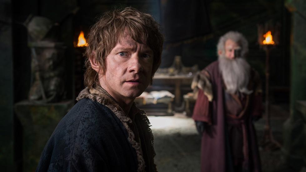 "Martin Freeman - ""The Hobbit: The Battle of the Five Armies"" image"