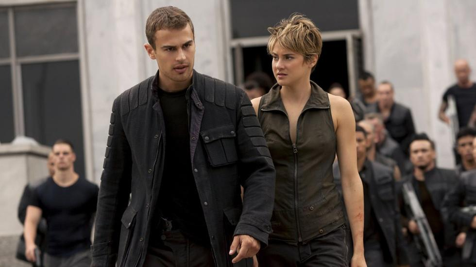 "Shailene Woodley for ""Insurgent"" image"