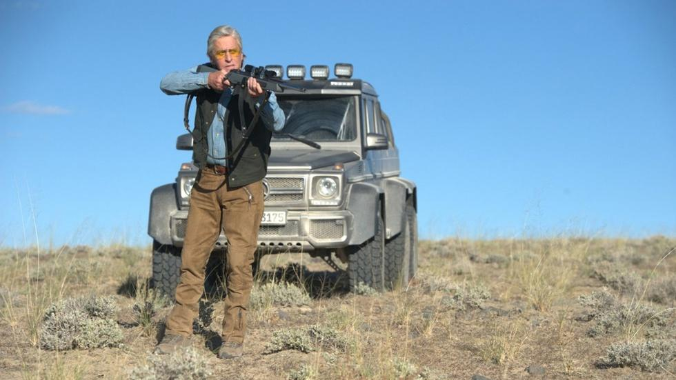 "Michael Douglas for ""Beyond the Reach"" image"