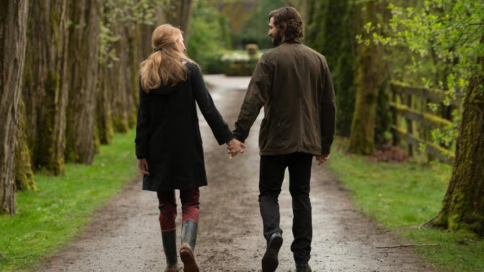 """Blake Lively and Michiel Huisman for """"Age of Adaline"""" image"""
