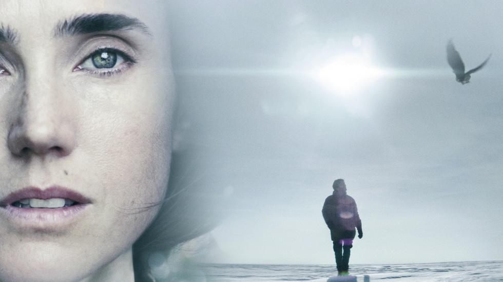 "Jennifer Connelly & director Claudia Llosa for ""Aloft"" image"