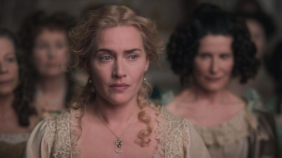 """Kate Winslet for """"A Little Chaos"""" image"""
