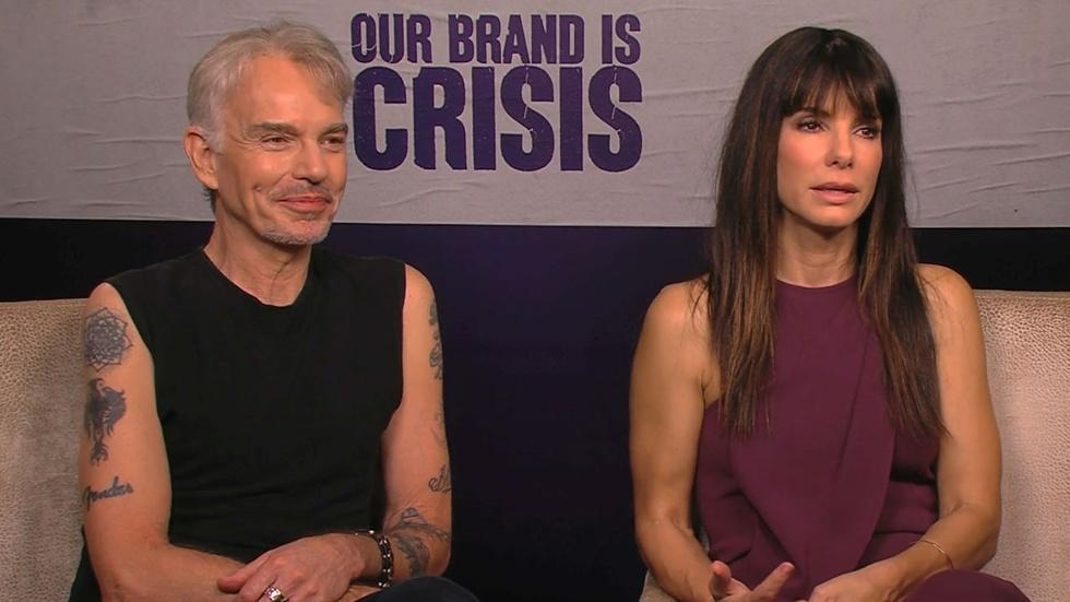 """The Cast of """"Our Brand is Crisis"""" image"""