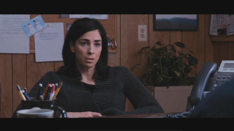"Sarah Silverman for ""I Smile Back"" image"