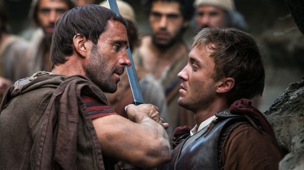 """Joseph Fiennes for """"Risen"""" image"""