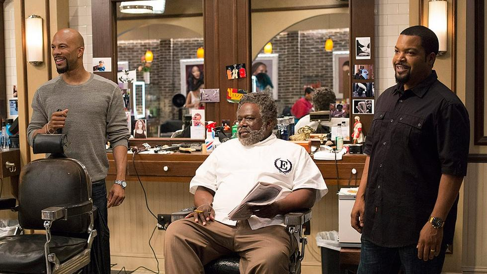 "Ice Cube for ""Barbershop"" image"