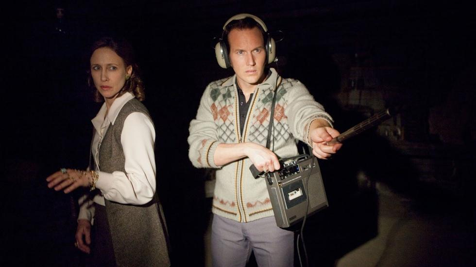 "Vera Farmiga & Patrick Wilson for ""The Conjuring 2"" image"
