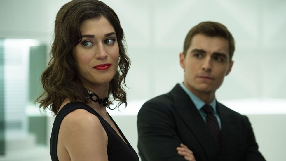 """Dave Franco & Lizzy Caplan for """"Now You See Me 2"""" image"""