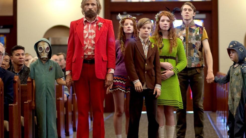 "Viggo Mortensen for ""Captain Fantastic"" image"