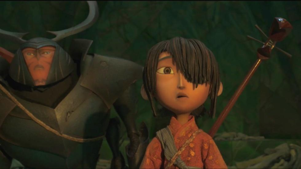 "The stars of ""Kubo and the Two Strings"" image"