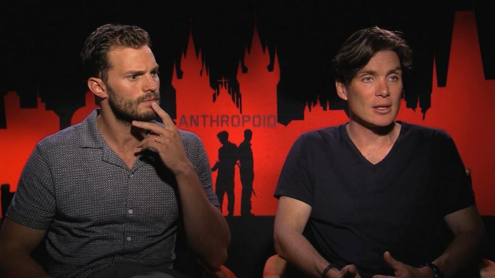 """Cillian Murphy and Jamie Dornan for """"Anthropoid"""" image"""