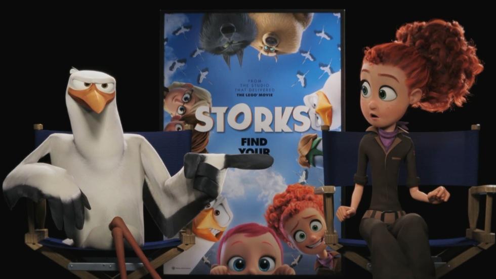 """Web Extra: """"Storks"""" image"""